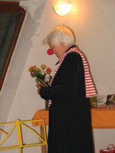 Anke_Schäfer beim 25. Geburtstag des Lesbenrings am 28. Juli 2007 in Zülpich